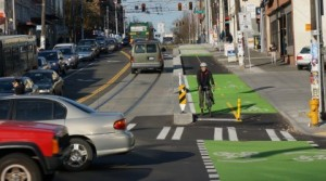 Broadway-cycle-track-cyclist-2-website-420x235